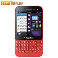 q5 kamera groihandel-Entsperrte Blackberry Q5 4G LTE Handy 5.0MP Kamera Dual-Core 2 GB RAM 8 GB ROM Original Q5 Handy