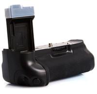 Wholesale Battery Grip T4i - Meike MK-550D Battery Grip for Canon 550D 600D 700D T5i T4i T3i T2i BG-E8