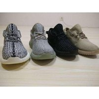 Wholesale Real Factory Outlet - Hot Sale Y Boost 350 Pirate BlacK Factory Outlets oxford tan Unisex moonrock With Receipt real footwear With Box Free Shipping US13