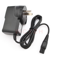 Wholesale philips quality - 1PCS High quality 15V 360mA & 380mA 2-Prong AU Wall Plug AC Power Adapter Charger for PHILIPS Shaver HQ8505 HS8020 HQ8875 S20