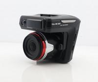 Wholesale Smallest Motion Detection Camera - 2.7inch LCD Black Box SMALL-EYE Radar Detector + GPS +Car DVR Video 3 in 1 HD 1080P Car Camera Automobile DVR Car-detector GPS Tracker Dash