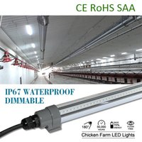 Wholesale Super Areas - Super Bright T12 25W 30W IP67 Tube Light Car Washes Surface Mounting 1200mm 1500mm PC Pipe Waterproof Work Light for Damp Area