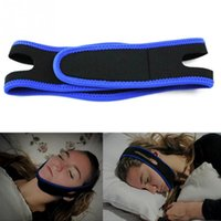 Wholesale Strap Fixed - 10pcs lot Anti Snoring Chin Dislocated Snoring Resistance Band Chin Fixing Straps Band,Safe and comfortable Stop Snoring Belt