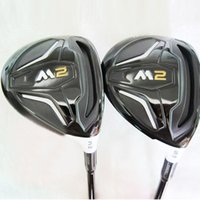 Wholesale Golf Clubs Fairway Woods - New mens Golf Clubs M2 Golf Fairway wood 3 15 5 19 Graphite Golf shafts Golf headcovers Wood clubs Free shipping