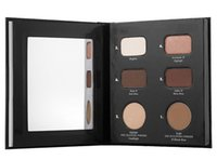 Wholesale natural books - 2017 HOT Makeup Kevyn Aucoin Contour Eyeshadow Palette Book Highlighter & Shadow plate DHL Ship+ Free Gift