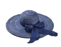 Wholesale Flax Straw - Wholesale-Straw hat ribbon flax straw hat tie-in decoration ribbon hat ribbon