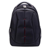 Wholesale Popular Laptops - Popular man bag 28L travel, daily pack backpack 18.5 inch laptop, leisure carrying school bag black