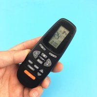 Wholesale Rc Universal Remote - Air Conditioner wholesale air conditioning remote control suitable for YORK Airwell Emailair Electra Elco RC-5 YK(R)-C 01E