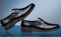 Wholesale Cheap Men Platform Shoes - Wholesale new men's business branded shoes for men's Exquisite Comfortable low side breathable non slip the cheap shoes