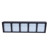Aluminium Square 1600W Grow Lights High Power BFR IP44 Full Spectrum Led Grow Lights pour les serres