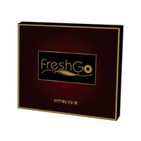 kutu ambalaj kutusu toptan satış-Freshgo hidrocor Kontakt Lens Paketi Kutu Renkli Kontakt Lens Kılıfı