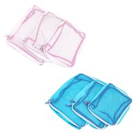 Fabric packers bag - Set Suitcase Clothes Organiser Bag Packers Tidy Case Luggage Packing