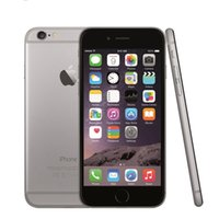 Wholesale Original Brand Mobile - Unlocked Original Apple IOS11 iphone 6 Brand Plus 4.7 & 5.5 screen phone 8MP Pixel LTE Apple ios9 16 64 128GB ROM 1GB RAM Mobile Phone