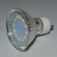 g ampoules achat en gros de-Offres Spéciales 10PCS / Lot 3W AC230V GU10 LED 3W Lampes Spot GU10 AC220V Led Ampoule LED 240v LED Blanc Chaud Livraison Gratuite CERoHSEMCGS