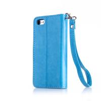 Wholesale Iphone5 Diamond Case - Flip Case for Apple iPhone 5 5S SE iPhone5 iPhone5S iPhoneSE Retro fashion Leather Diamond Phone Case for Apple i Phone 5 5S SE