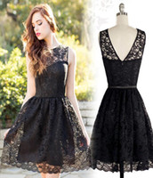 Wholesale Short Dresses For Bride Maids - Sexy Short Royal Blue Black Bridesmaid Dresses 2016 Jewel Pleated Wedding Guest Dresses For Bride Maids Sparkly Party Gowns
