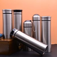 Wholesale Office Vacuum Mug - Business Casual mugs Vacuum Insulation 304 Stainless Steel Cups Creative Office Water Mugs 17oz 12oz Free shipping