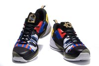 Wholesale Usa Suits - 2016 Kevin KD 8 Viii Nib Men'S Basketball Shoes Kd8 Usa Suit Independence Bright Crimson Hunt'S Hill Night men sports shoes us 7-12