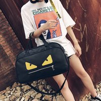 Wholesale Extra Large Fashion Tote Bags - Women wen fashion Monster travel totes bags High-capacity waterproof oxford handbags Sports body-building bags shoulder bags