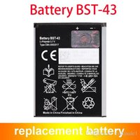 Wholesale Battery Bst - High Quality BST-43 BST43 Battery For Sony Ericsson WT13I Yari U100i J10 J20 1000mAh