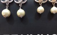 Wholesale Earring Gift Bags - Fashion brand moon Earrings ! Luxury drop women earrings accessories jewelry Brand earrings with flannel bags for gift