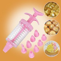 Cake Decorating Ugelli Set Tool Dessert Decorators Icing Piping Cream Siringhe Consigli Muffin Cake Penry Bag