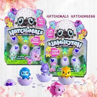 Hatchimals Egg Kids Toys for Children Hatching Dinosaur Eggs Little Animal Novelty Pets Regalo di Natale per Ragazzi Ragazze Nuovo
