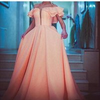 Pinke elegante kleider