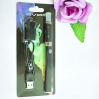 Wholesale Bcc E Cig Starter Kit - MT3 EVOD Starter Kit BCC E-Cig kits Electronic Cigarette Blister Package with EVOD battery 650mAh 900mAh 1100mAh