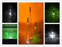 ingrosso bottiglia usb forma-USB ricaricabile a forma di bottiglia USB luce festa di compleanno in maschera multi funzione arredamento per la casa decorare articoli 12 5yx J R