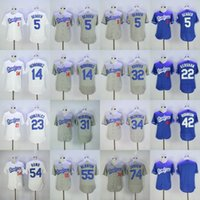 Wholesale Mens Army Shorts - Dodgers Jerseys Cheap Mens 5 Corey Seager 7 Julio Urias 10 Justin Turner 22 Clayton Kershaw 32 Sandy Koufax 35 Cody Bellinger 42 Robinson