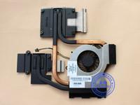 Wholesale hp processors resale online - New Original for HP DV6 B11TX DV6 DV6 DV6 TX fan radiator heatpipe
