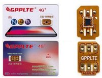 DHL freeshipping Original GPPLTE Pro 3 4G + Card Neter Air Desbloquear Sim IOS11 iPhone X 8 8 Plus 7 6S 6 5S RSIM12 GPP Desbloquear