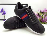 Wholesale Italy Fashion Dresses - Brand genuine 100% Leather Men's women Suede Flats Italy Fashion Shoes Men's Loafers Moccasins for Men Dress Shoes