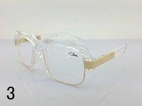 Wholesale Top Brand Sunglasses Cheap - Caz al Sunglasses Glass 670 Top Quality Polarized Cheap Men Women Sunglasses Brown Black Luxury Brand Designer Oversized Eyewear Oculos
