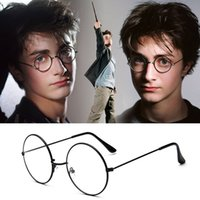 5200b9a3a6 Round Glasses Frame For Harry Potter optical Glass frames Women men clear  lens Eyeware reading brand designer oculos de gafas