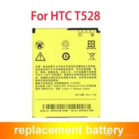 Wholesale One Sv - 2016 New High Quality BM60100 Mobile Phone Battery For HTC ONE SV HTC Desire 500 1800mAh