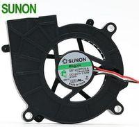 Wholesale Measure Bearing - Original SUNON GB1207PTV3-A 12V 1.02W 7025 7CM 3 wire, speed measuring projector, turbofan