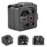 Wholesale Wireless Micro Dvr - SQ8 Mini Wifi DVR Wireless IP Camcorder Video Recorder Camera Infrared Night Vision Camera Motion sport mini camera micro