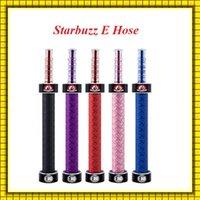 Wholesale Wholesale Rechargeable Hookah Pens - Starbuzz E Hose Kits New Shisha Ehose Hookah Huge Vapor E Hookah 2200mAh Rechargeable Kit VS mini e-hose E ShiSha Hookah Pen