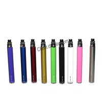 Wholesale ego t variable - EGO C Twist Battery Vision Spinner Battery Variable Voltage 3.3~4.8V 650mah 900mah 1100mah EGO T Twist Electronic Cigarette 510 Thread