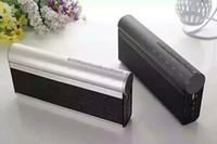 neue drahtlose audio-bluetooth-musik großhandel-2016 neue Bluetooth Lautsprecher Cube Wireless Lautsprecher Doppel Lautsprecher Stereo Audio Musik Box Touch Panel Steuerung Protable Stereo