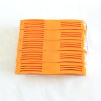 rolinhos flexíveis venda por atacado-30 unidades / pacote grampos de cabelo fofo encaracoladores de cabelo perming posição secton rolos de cabelo curlers estilo onda do milho fabricante de cabeleireiro diy ferramenta un853