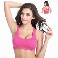 Wholesale Bras Underwear Wholesale Prices - OEM service style wholesale price seamless slimming body shaping lady underwear padded athletic bra in store