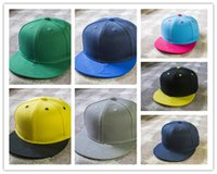 Wholesale Good Sun Hats For Men - Good quality 2017 Fitted Hats different styles for men and women sports hip hop sports hats sun hats
