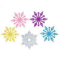 Wholesale Craft Embossing Machines - New Christmas Snowflake Metal Steel Cutting Dies DIY Scrapbooking Embossing Craft Die Cuts for Sizzix Fustella Cutting Machine
