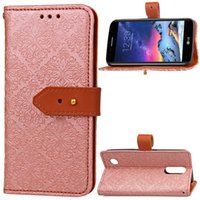 Wholesale Red Murals - Europeanism Mural Leather buckle Wallet Case For LG G3 G4 G5 Card Slot Stand Flip Cover High Quality Fashion for K8 K10 2017