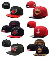 Wholesale Dome Camping - 2015 hot selling fashion New Hats Basketball Fishing Camping Caps Faux Leather Hiphop Popping Snapbacks