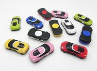Wholesale Green Electronic Products - 5pcs lot Portable MP3 Player With TF Card Slot Electronic Products Sport Mini Car Model MP3 Music (MP3 ONLY) Can Use As USB