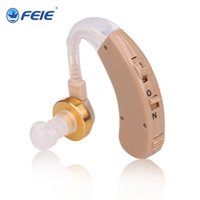 ingrosso dispositivo medico fda-apparecchio acustico uditivo uditivo auricolare Lound Earphone Hearing Aid Drop Shipping S-139